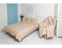 Комплект постельного белья Руно поплин English style евро