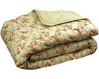 Одеяло шерстяное Руно English style евро полуторное 155x210 см