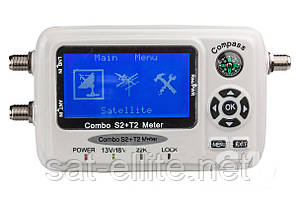 SATELLITE FINDER цифровой Clonik SF-560 combo