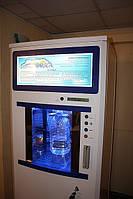 Автомат по продаже и розливу питьевой воды в тару потребителя Темно-серый