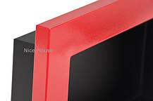 Биокамин Nice-House 65x40 см, красный, фото 3