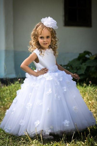 Детские нарядные платья оптом от производителя Черновцы - Украина ... f4ae2c778fbe2