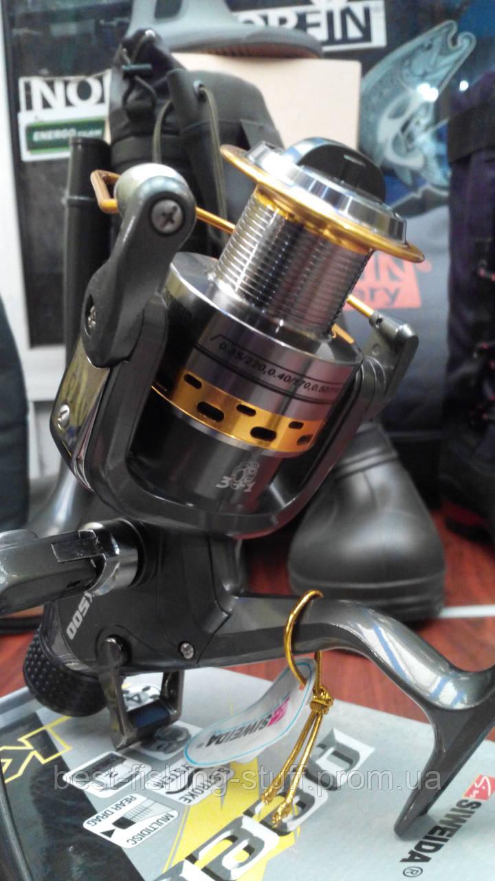 Катушка Siweida Carp K500 5000BR 3+1bb
