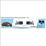 Фары доп.модельные Chevrolet Cruze 2009-