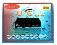 Спутниковый тюнер HD тюнер U2C K0S mini BASE
