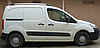 Рейлинги Citroen Berlingo/ Peugeot Partner/Tepee 2008-  Skyline /Хром /Abs, фото 3