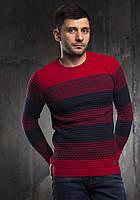 Красный мужской турецкий свитер Amato