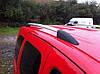 Рейлинги Ford Connect 2002-2013 /коротк.база /Хром /Abs, фото 5