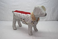 Попона для собак Мех мини 20х25х4 (болонья, мех), фото 1