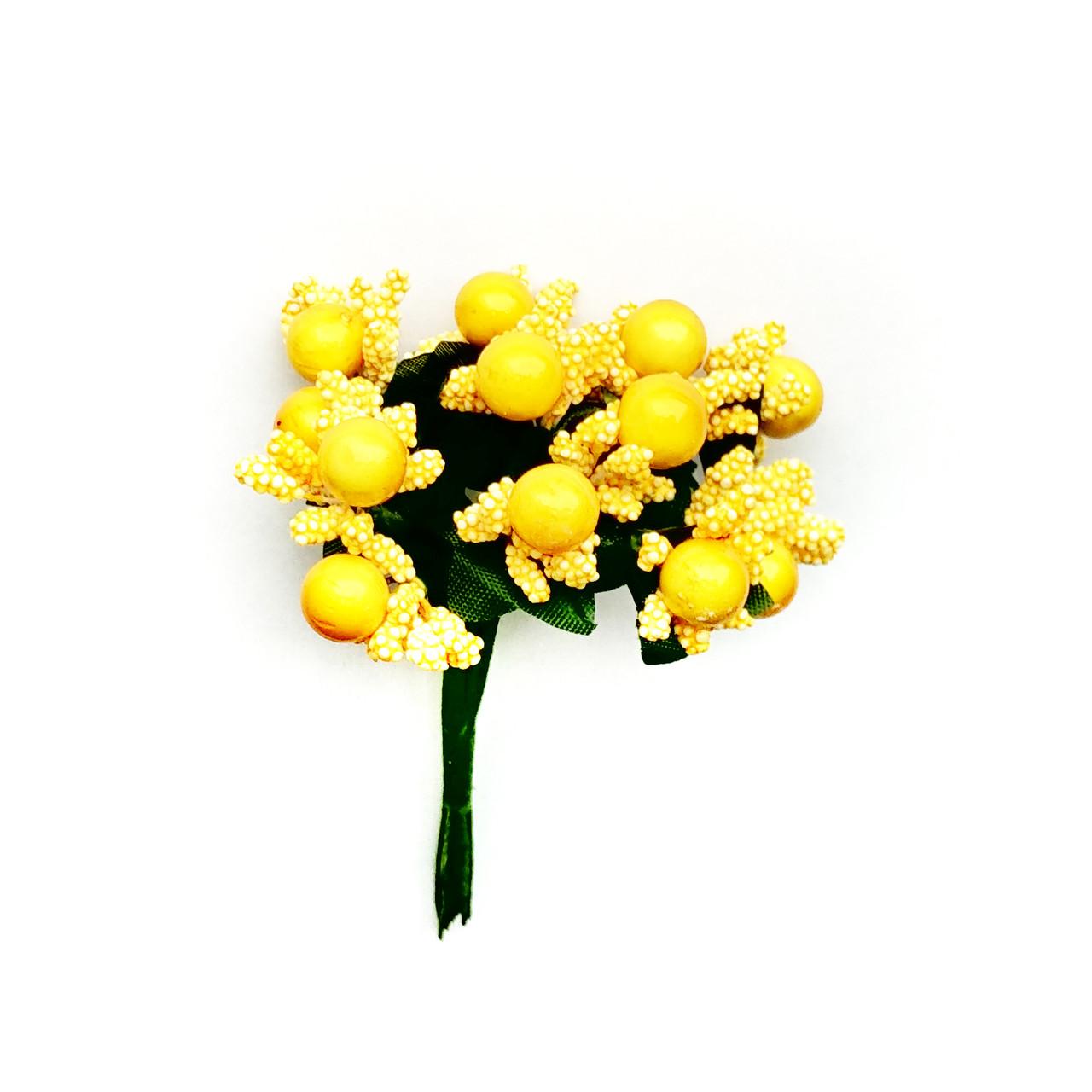 Добавка желтые 12 шт