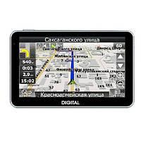 GPS-навигатор Digital DGP-5051 (без карты)