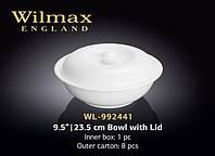 WILMAX Миска с крышкой 23.5 см. WL-992441