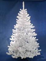 Ель литая кристально белая 130 см, новый приход !!!