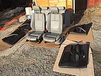 Кожаный салон BMW X3 E83