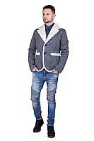 Пиджак с мехом