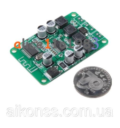TPA3110 2x15W Bluetooth Цифровий підсилювач звуку
