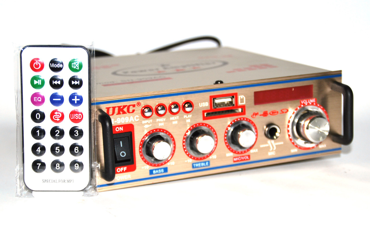 Усилитель Xplod SN-909AC