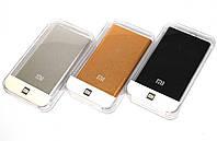 Зарядний пристрій Power Bank Xiaomi Mi 12800 мАһ - ТОНКИЙ