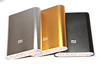 Power Bank Xiaomi Mi 10400 mAh алюминевый корпус, фото 1