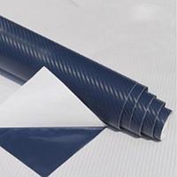 Пленка под карбон синяя. Карбоновая пленка 3D 1.27*1 м