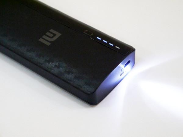Зарядное уст-во Xiaomi 18000 mAh - 3 USB, ФОНАРИК!