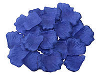 Лепестки роз Синие 50 грамм 330 шт/уп