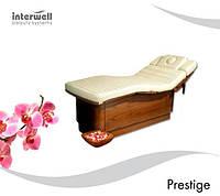 Массажный стол с подогревом Prestige Interwell