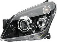 Фара передняя правая (ксенон)  HELLA 1EL008700321; 93178644, 1216664, 1216566, 93190389 на Opel Astra