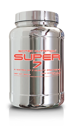 Scitec Nutrition Super 7 1300g