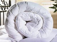 Одеяло голд лебяжий пух 150*210 полуторное