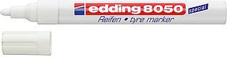 Маркер для резины 2-4 мм edding e-8050 Tyre