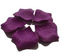 Лепестки роз Лиловые 50 грамм 330 шт