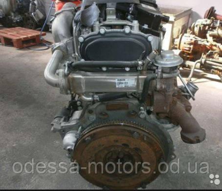 Двигатель Fiat Ducato Box 10 Multijet 2,3 D, 2011-today тип мотора F1AE3481G, фото 1