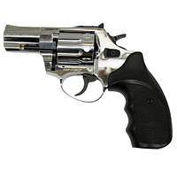 """Револьвер Flobert Ekol Major Berg 4mm 2,5"""" глянцевий хром (2000000163628)"""