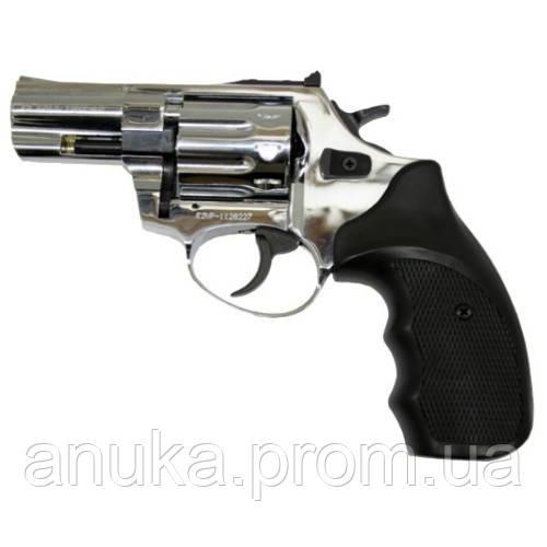 """Револьвер Flobert Ekol Major Berg 4mm 2,5"""" глянцевий хром (2000000163628) - Экшен Стайл и Анука™ в Днепре"""