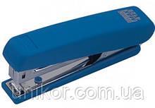 "Степлер № 10, 12 листов, BM.4128, пластиковый корпус ""Soft-touch"" 104 мм., ассорти. BuroMax"