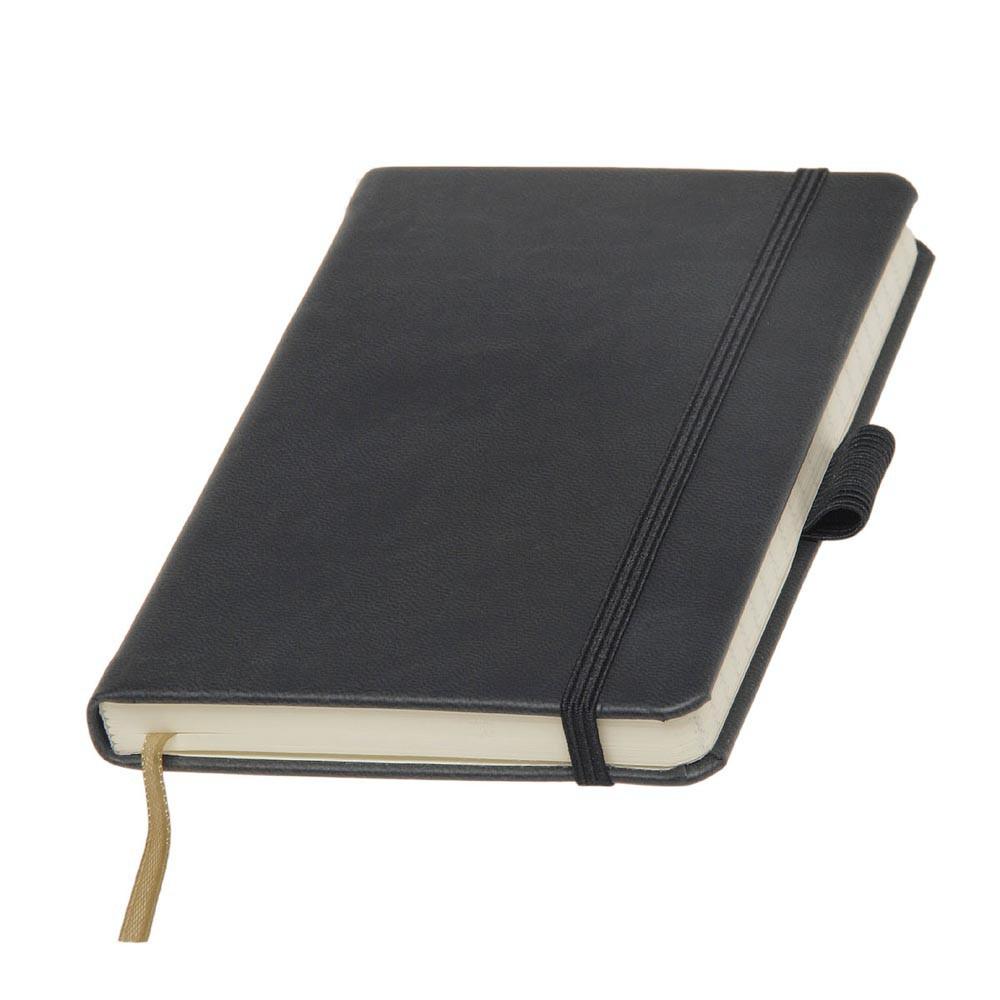 Записная книжка Туксон А6 (Ivory Line), Кремовый блок, в линейку, несколько цветов
