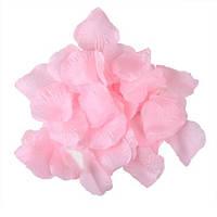 Лепестки роз Розовые 50 грамм 330 шт