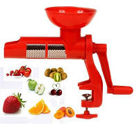 Juice Extractor For Tomato, ручная соковыжималка для овощей и фруктов