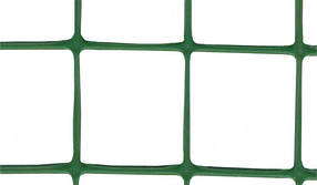 Клевер Сетка пластиковая птичка яч. 12х14 мм, рул. 1х50 м (зеленая) УКРПРОМ 47564