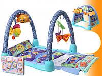 Развивающий игровой коврик 2 в 1  Baby Gift