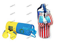 Бокс Груша + Перчатки  для Малышей. 45х18см
