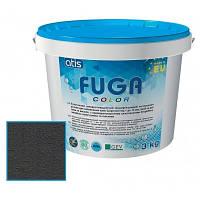 Затирка Atis  Fuga Color A 120/3кг черный