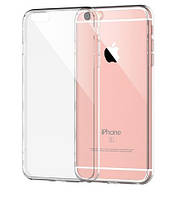 Прозрачный прочный силиконовый Чехол для Iphone 6/6S