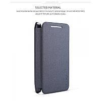 Кожаный чехол-книжка Nillkin Sparkle для HTC Desire 210 черный