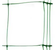 Клевер Сетка пластиковая огуречка яч. 130х150 мм, рул. 2х500 м (зеленая) УКРПРОМ 47557