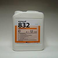 Двухкомпонентный полиуретановый лак для паркета Forbo Eurocol 832  / 4.56 л