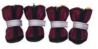 Ботинки для собак Мех №3,5 (7х9,5х14,5 см), фото 1