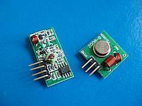 Модуль RF передатчик и приемник 433 MГц Ардуино Arduino 433 Mhz