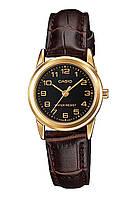 Женские часы CASIO LTP-V001GL-1BUDF оригинал
